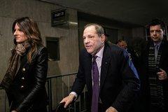 Weinstein Juror Challenged Over My Dark Vanessa