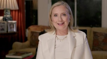 Hillary Clinton Writing Thriller With Louise Penny