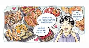 Cartoonist Robin Ha Thinks Inside the Box