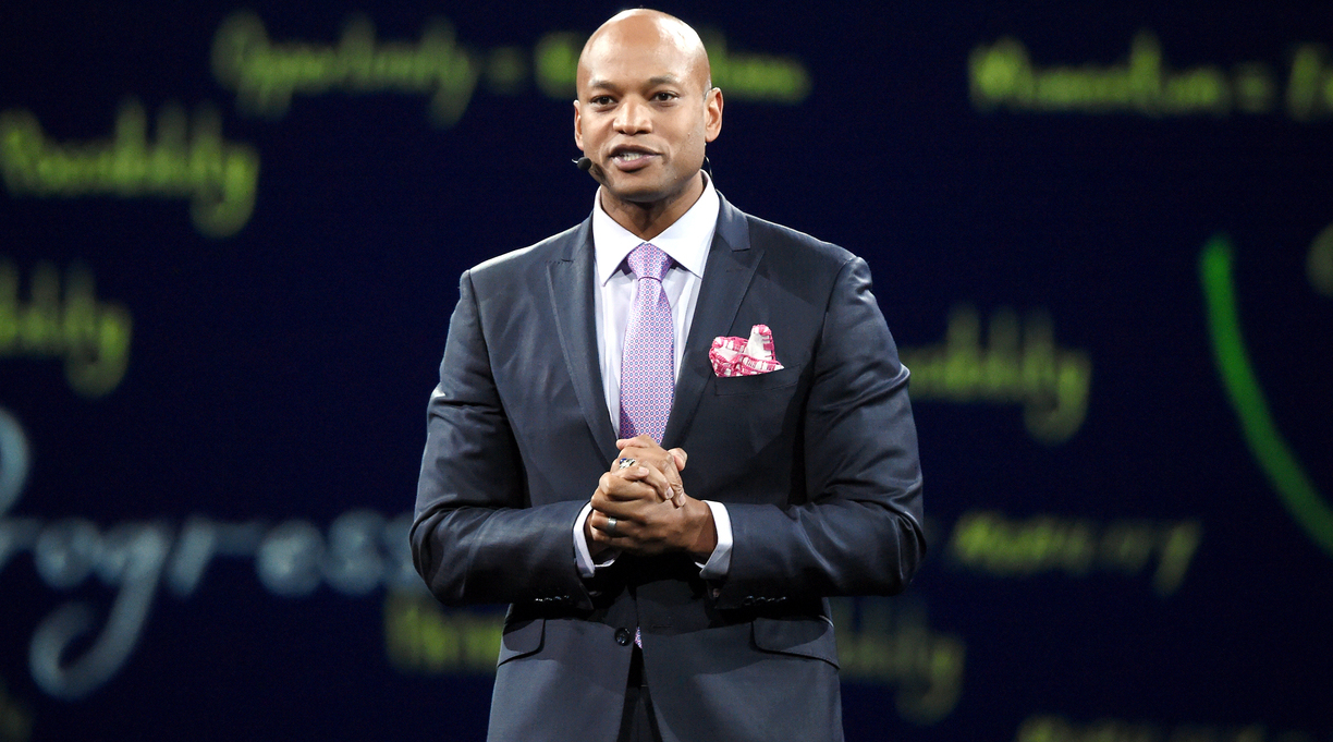 Author Wes Moore May Run for Maryland Governor