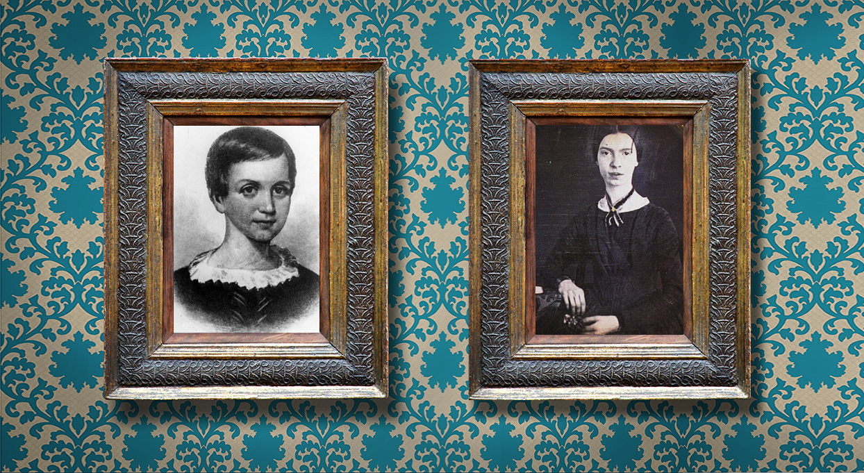 Portraits of Emily Dickinson