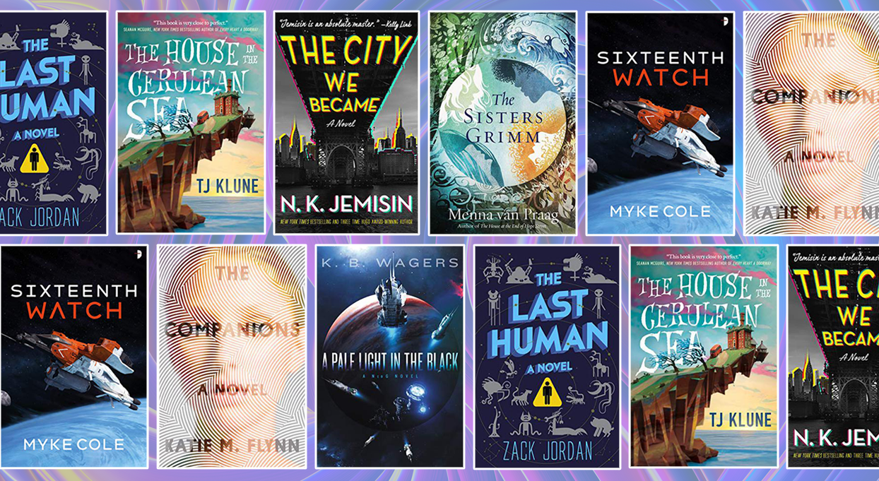 The 7 Best Science Fiction/Fantasy Books of March