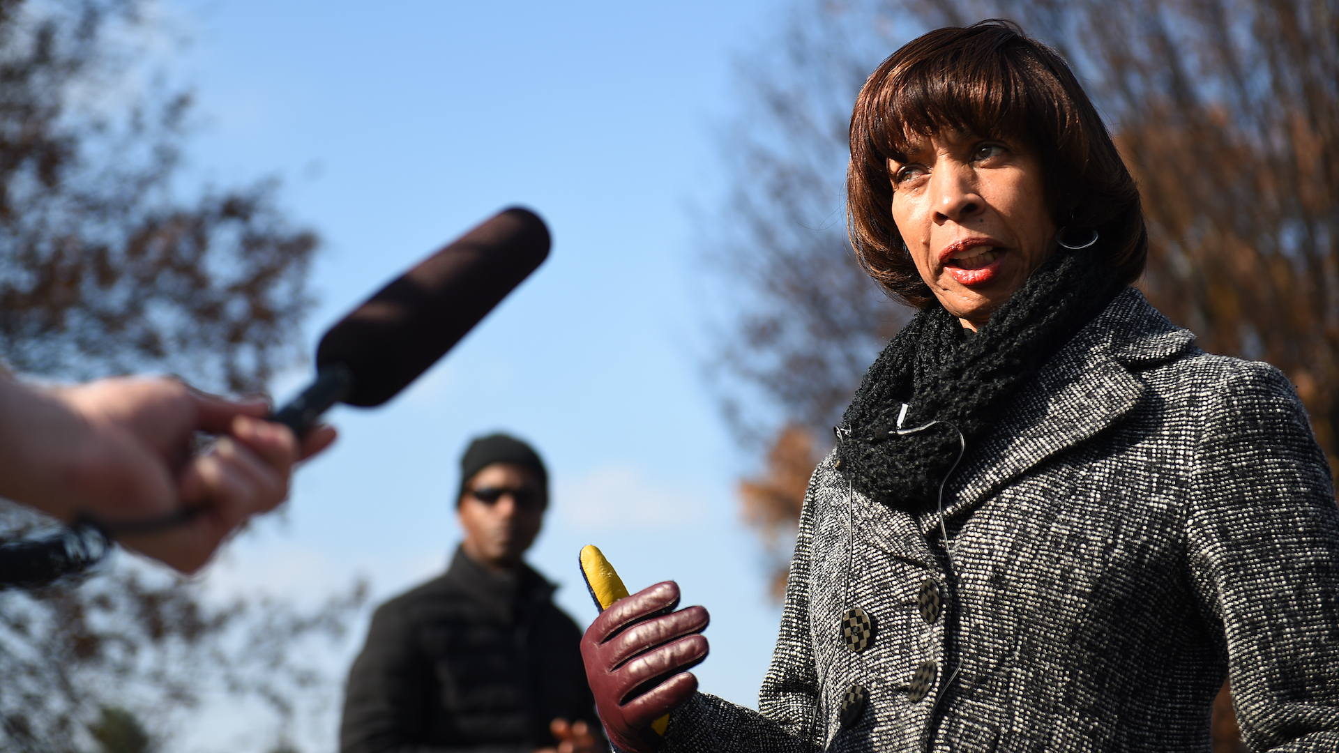 Ex–Baltimore Mayor Sentenced for Kids Book Fraud