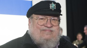 George R.R. Martin: 'On a Roll' With New Book