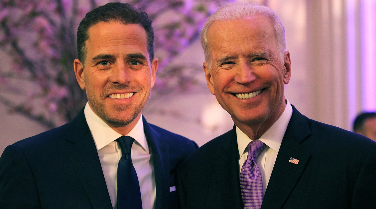 Surprise Memoir From Hunter Biden Coming in April