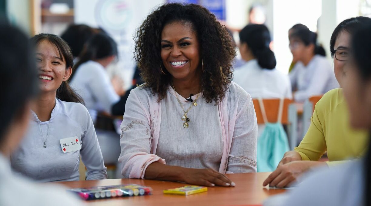 Michelle Obama Memoir Is Adapted For Young Readers