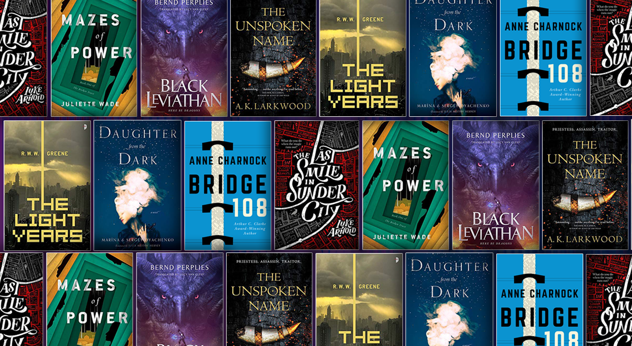 7 Best Science Fiction/Fantasy Books of February