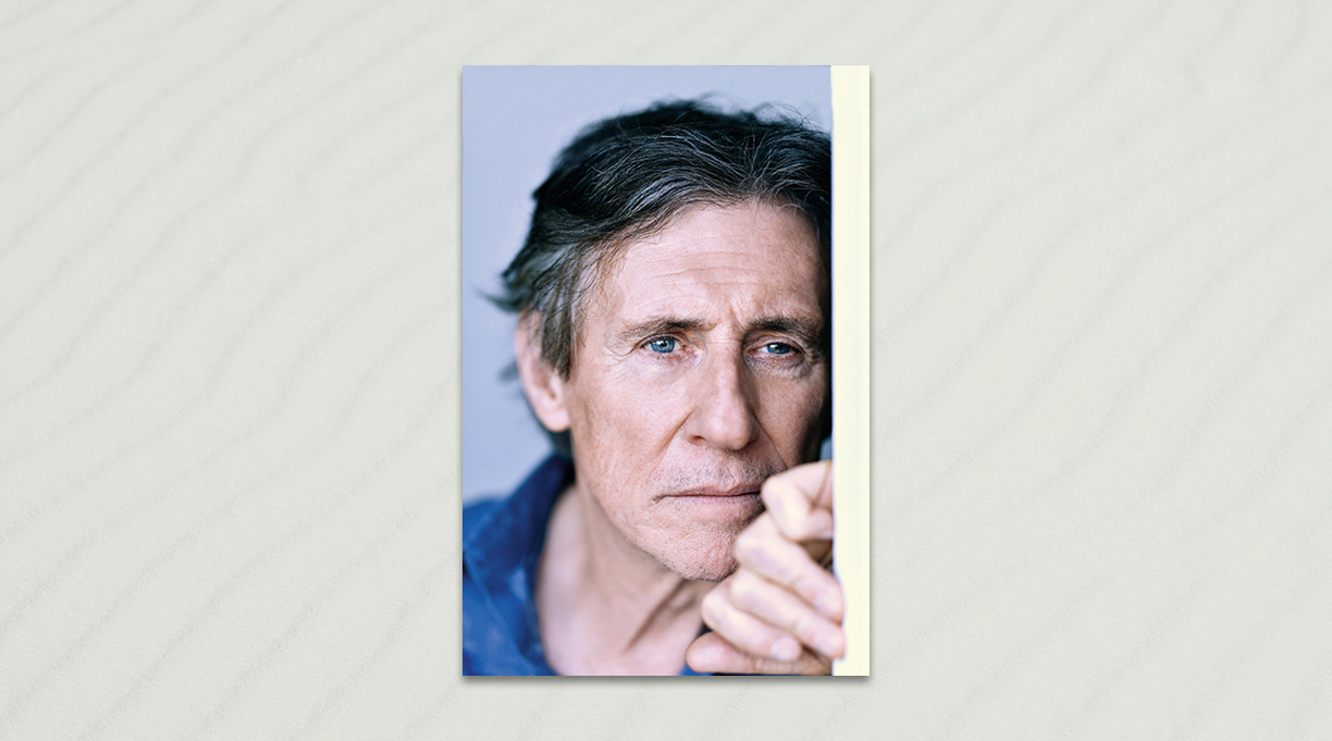 Gabriel Byrne Did Not Write a 'Celebrity' Memoir