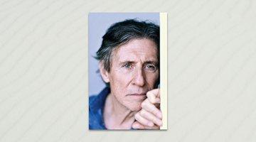 Gabriel Byrne Did Not Write a 'Celebrity' Memoir