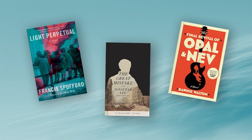 Historical Fiction Headed in New Directions