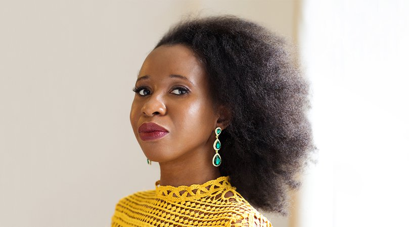 In a New Novel, Imbolo Mbue Fights the Power