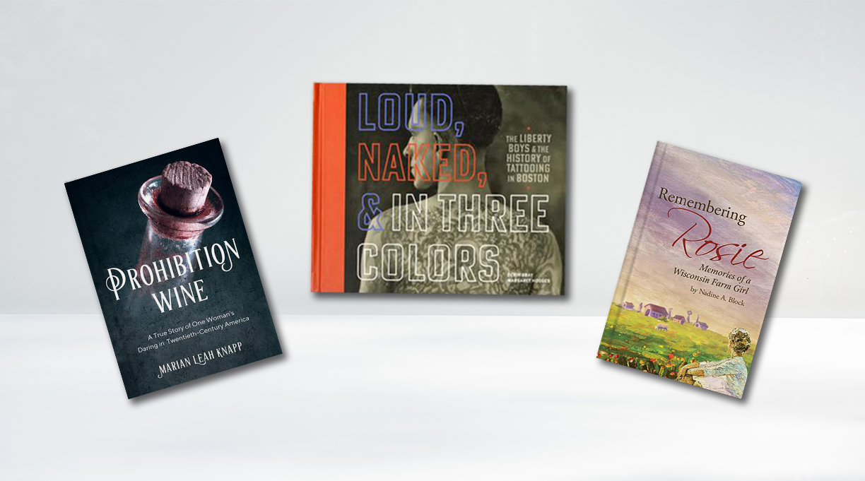 3 Indie Authors Exploring Family Histories