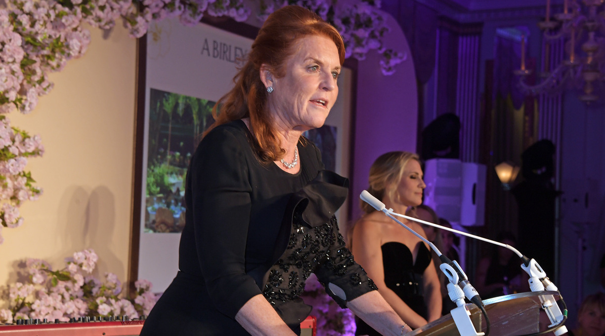 Sarah Ferguson Is Writing a Historical Romance