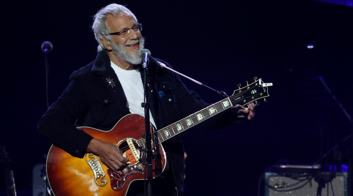Yusuf/Cat Stevens Releasing a Children's Book