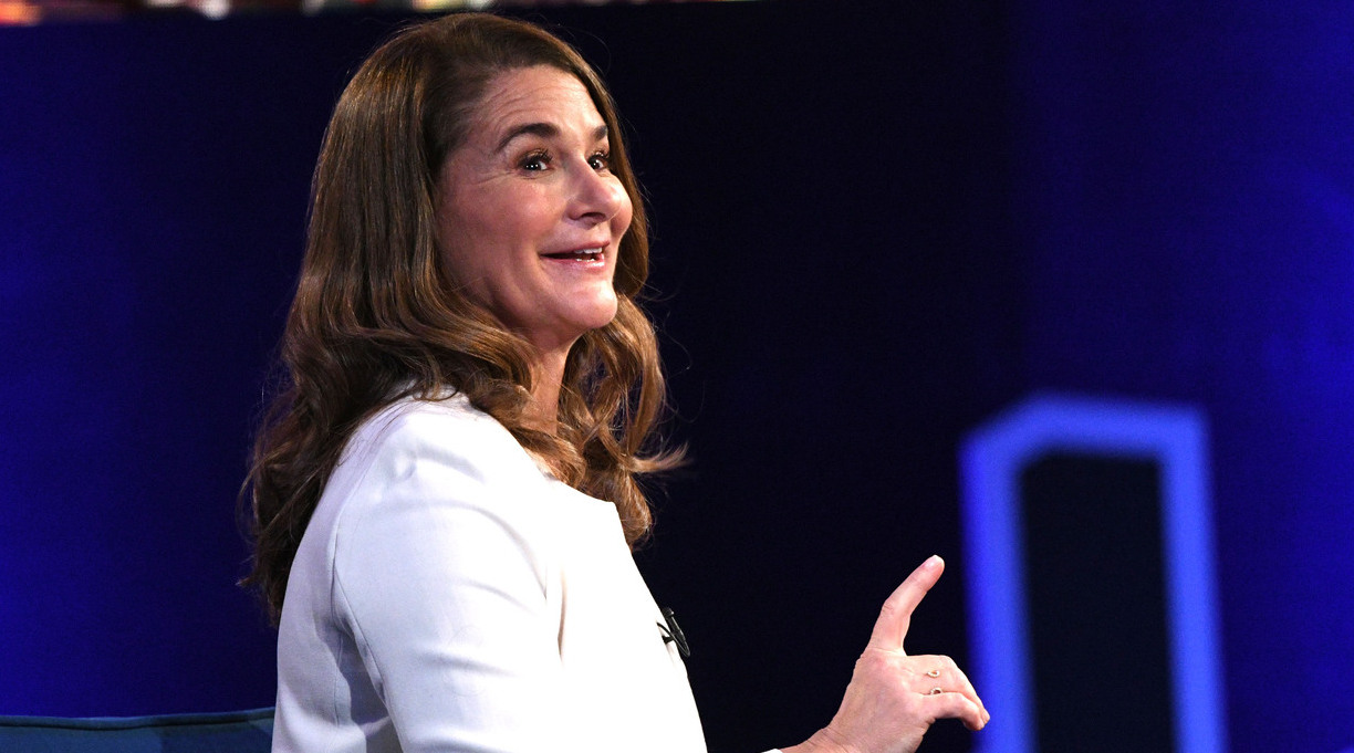 Melinda Gates Gives $250K to Women's Book Prize