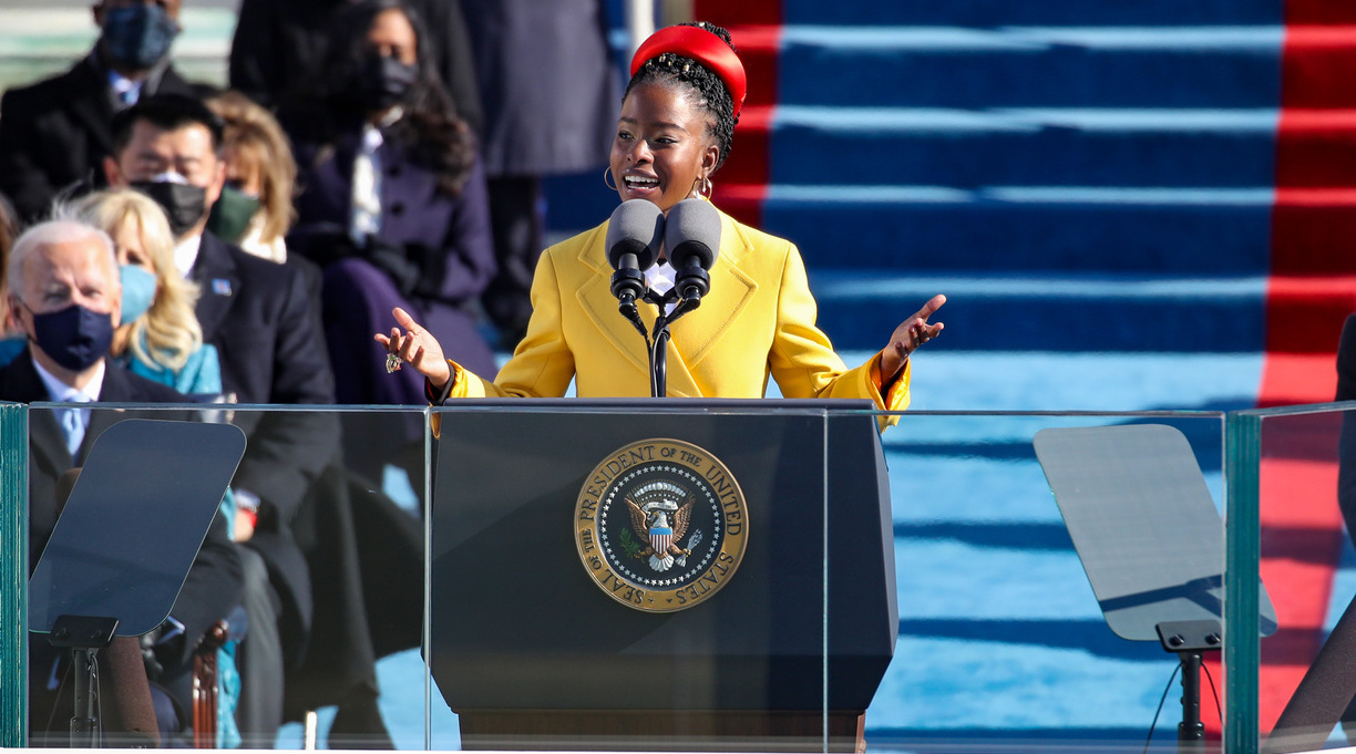 Poet Amanda Gorman Makes History at Inauguration