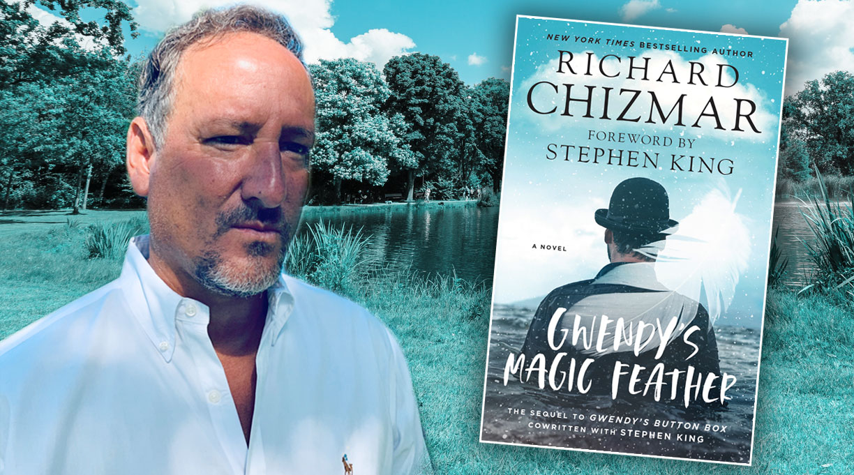 Richard Chizmar Discusses Working With Stephen King