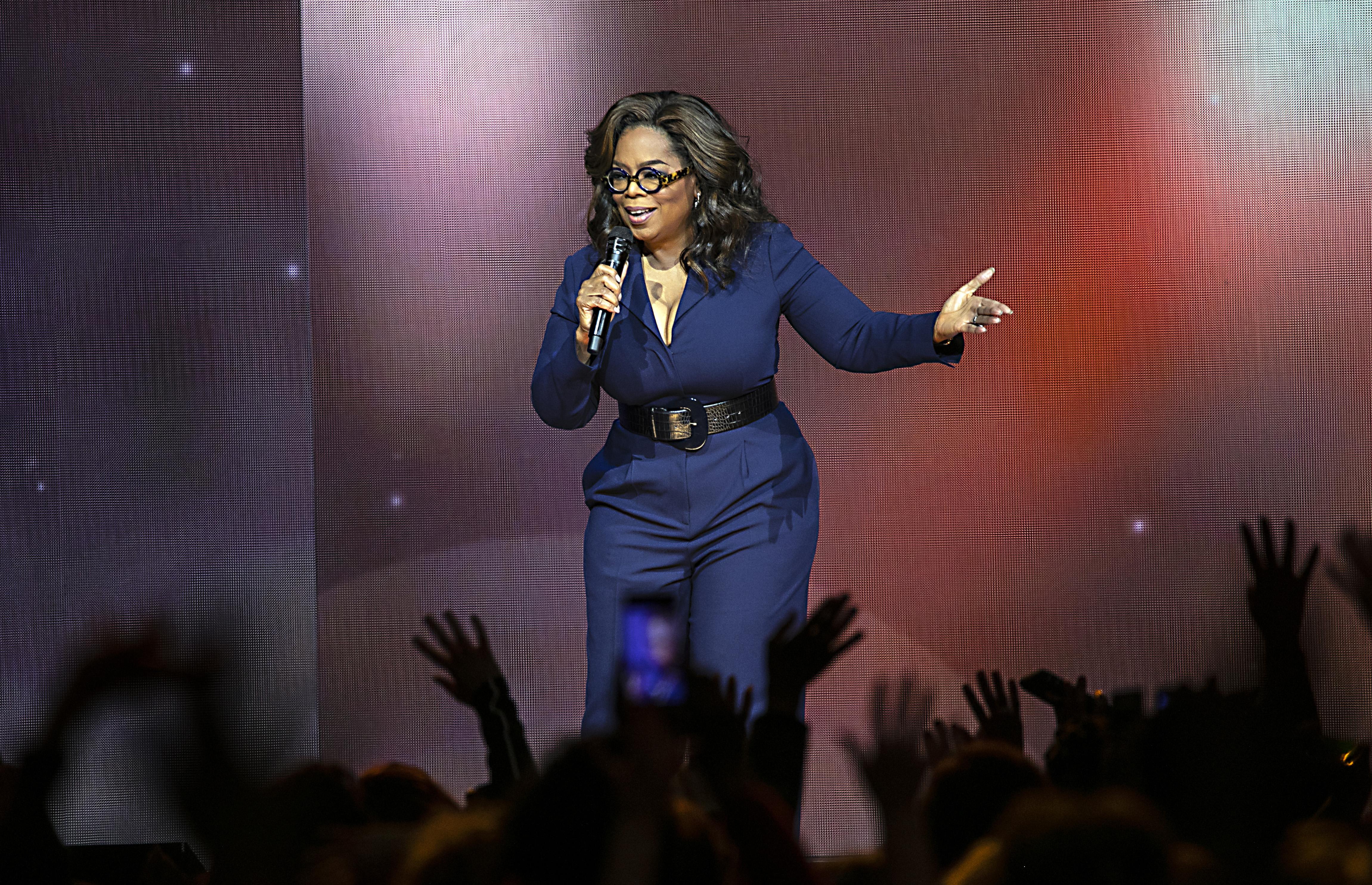 Oprah Endorses Controversial American Dirt