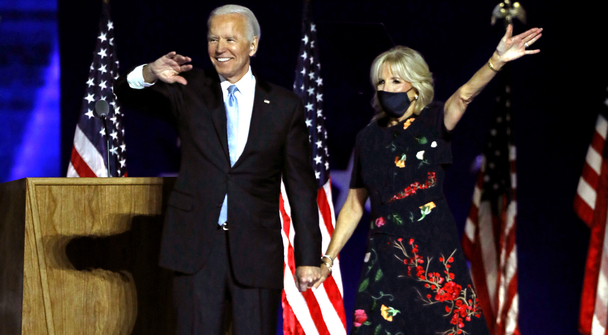 Book on Biden Election Victory Coming in March