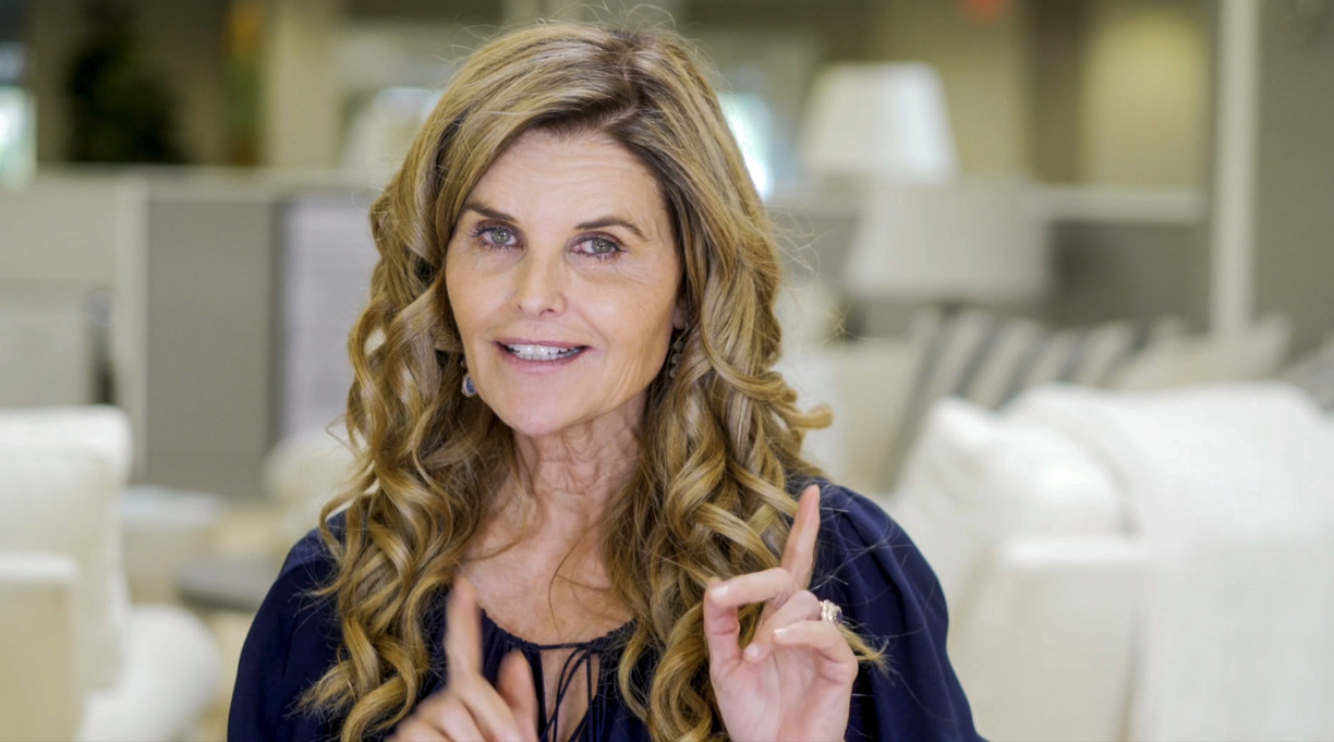 Maria Shriver Launches a Book Imprint