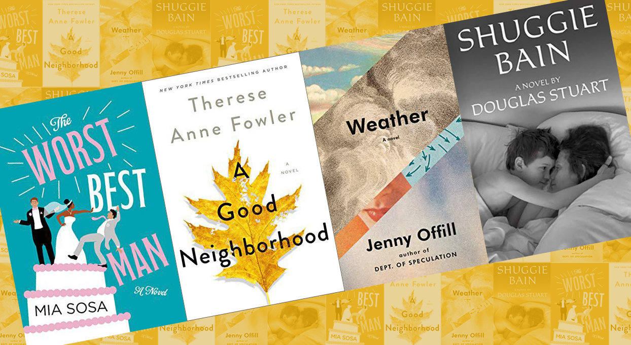 4 Novels to Get You Through February Doldrums