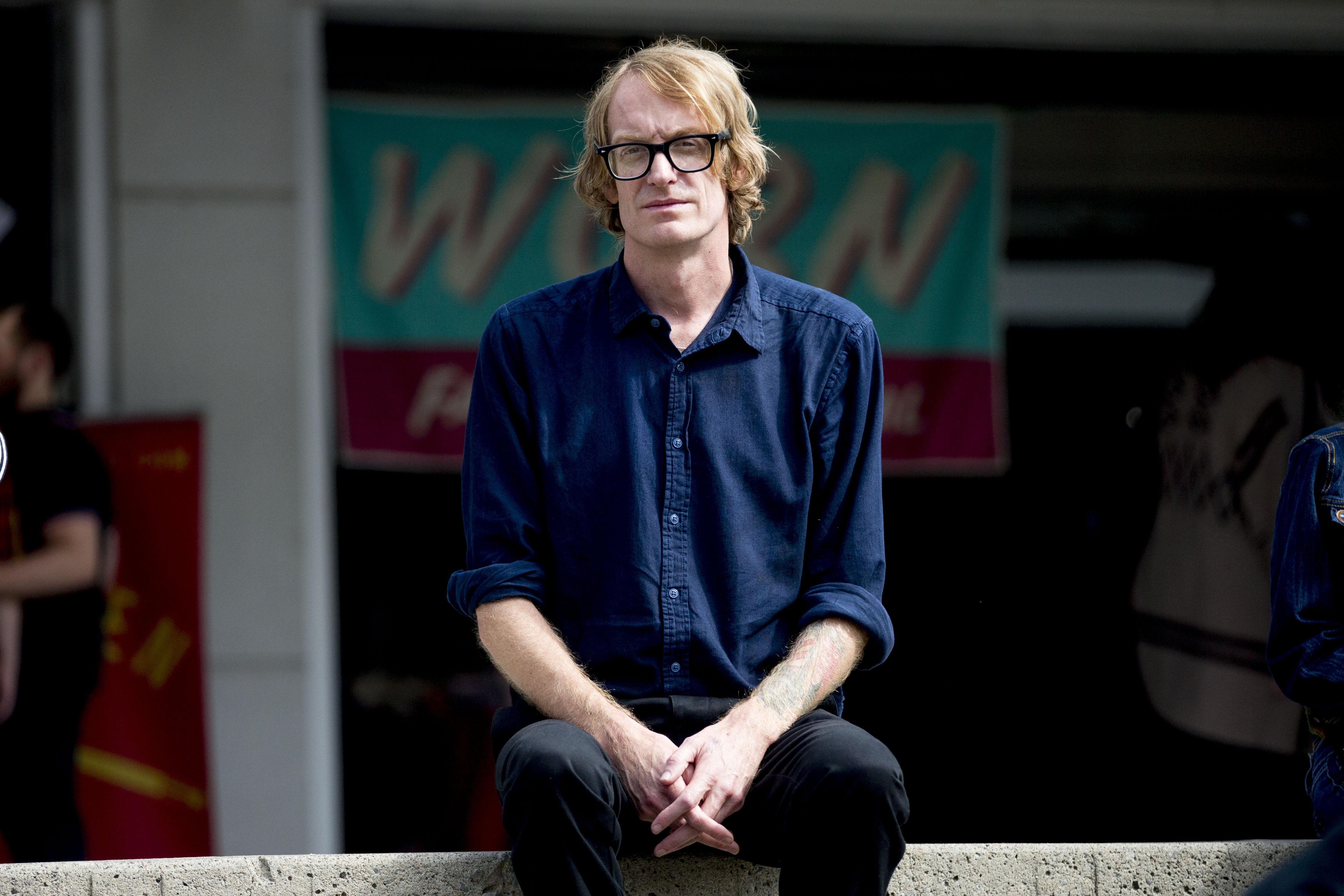 Writer Holds Patrick deWitt's Website Hostage