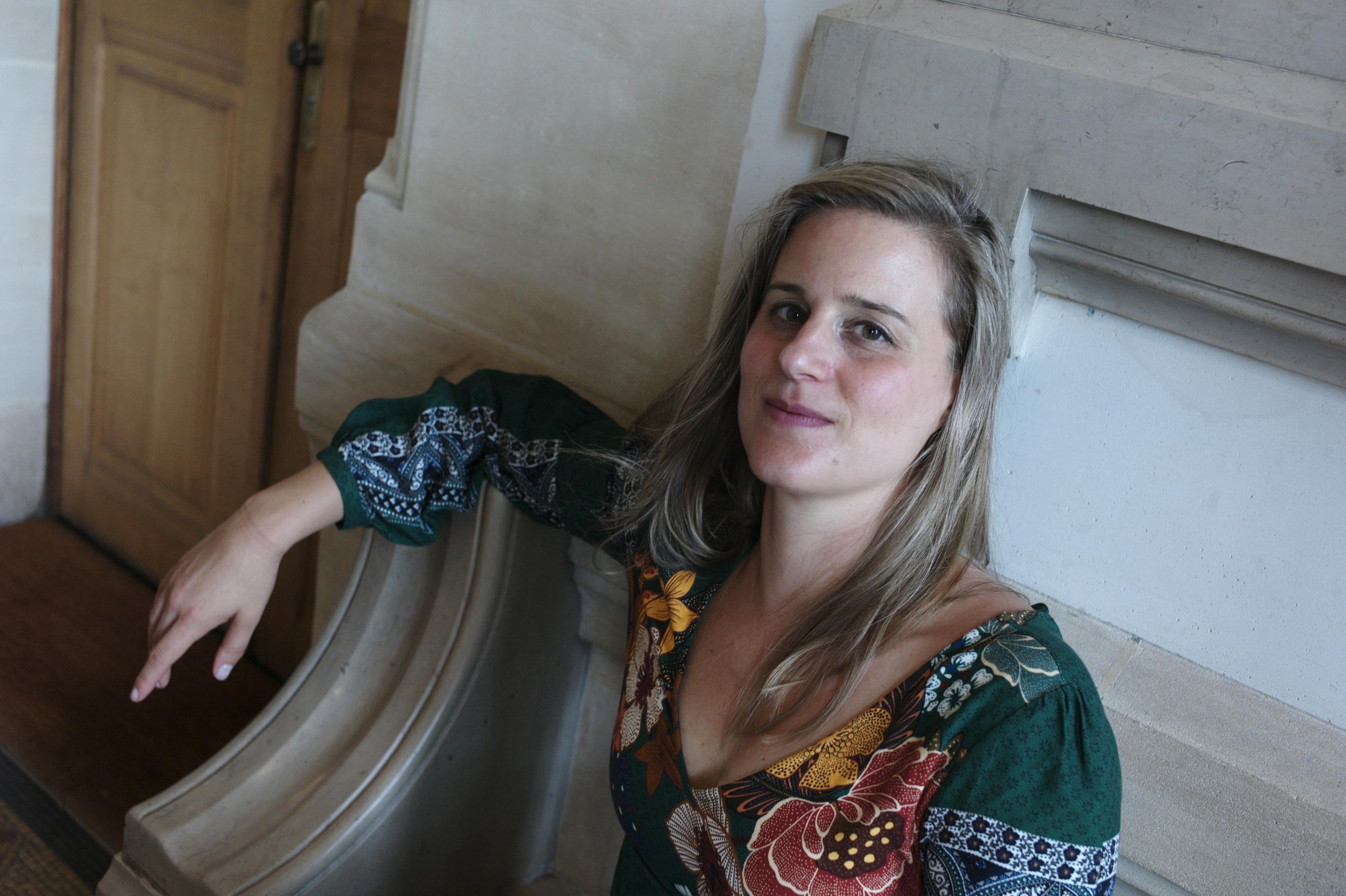 Lauren Groff Curates Greenpeace Artists' Project