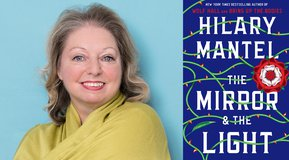 Cover Revealed for Hilary Mantel's The Mirror and the Light
