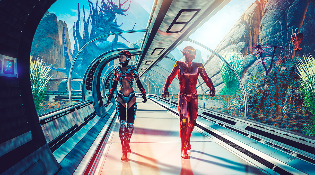 Science Fiction Is Paving the Way Toward a Better Future