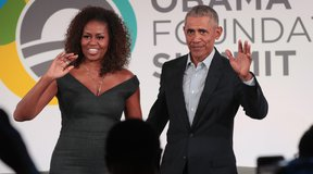 Obamas To Develop 'Blackout' for Film and TV
