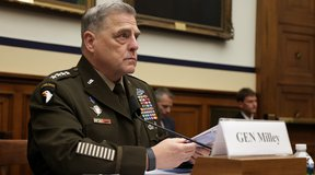 Book: Top General Feared Coup by Trump