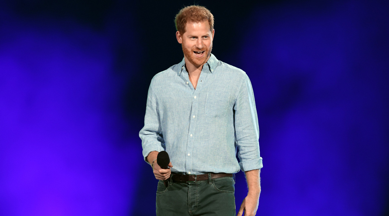 Prince Harry Will Publish a Memoir Next Year