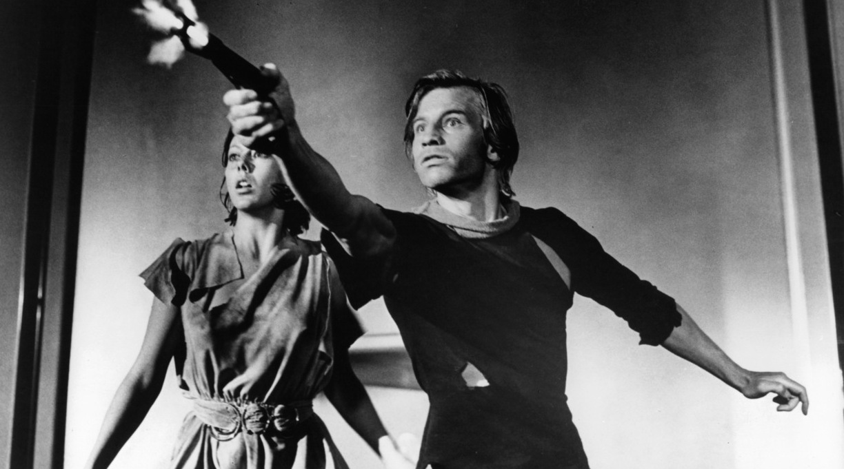 Co-Author of 'Logan's Run' Is Dead at 93