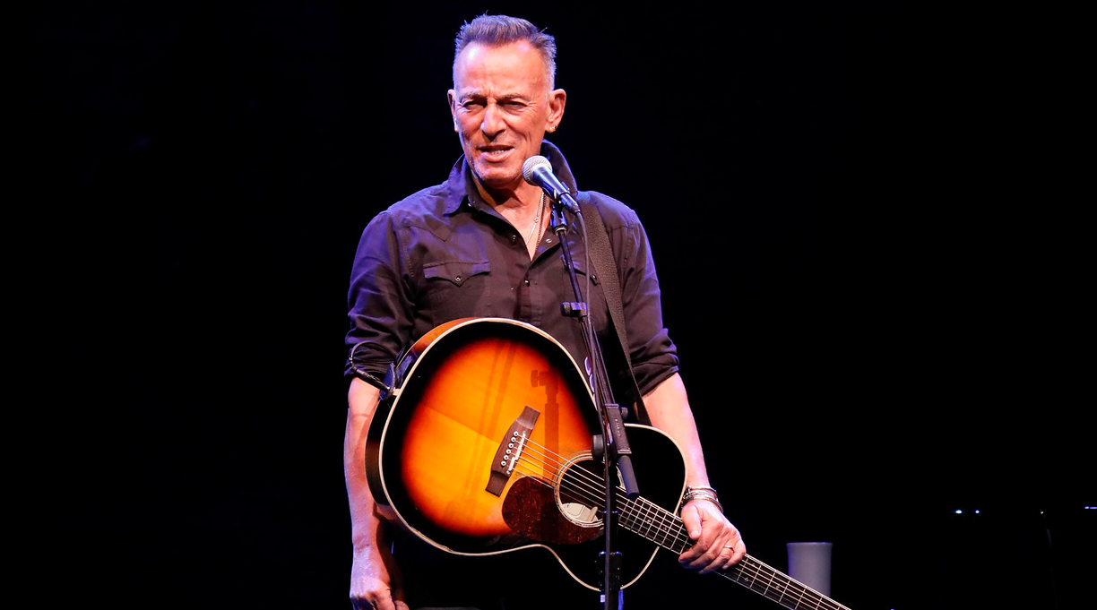 Springsteen and Obama Collaborate on Book