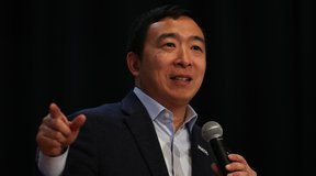 Andrew Yang Book on Democracy Coming This Fall