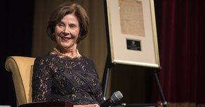 Laura Bush Releases Summer Reading List for Kids