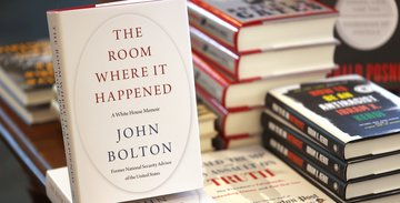 John Bolton's Book Is a Massive Bestseller