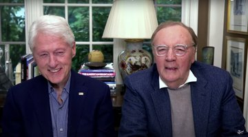 Clinton and Patterson Talk Book With Jimmy Kimmel