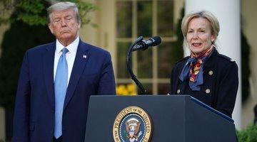 Book: Deborah Birx Hoped Trump Would Lose Election