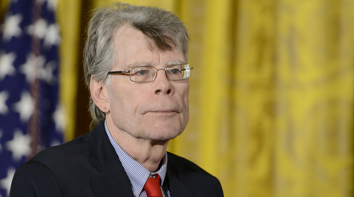 Stephen King Used 'Carrie' Advance To Support Mom