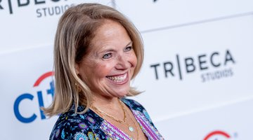Katie Couric Doing In-Person Theater Tour for Book