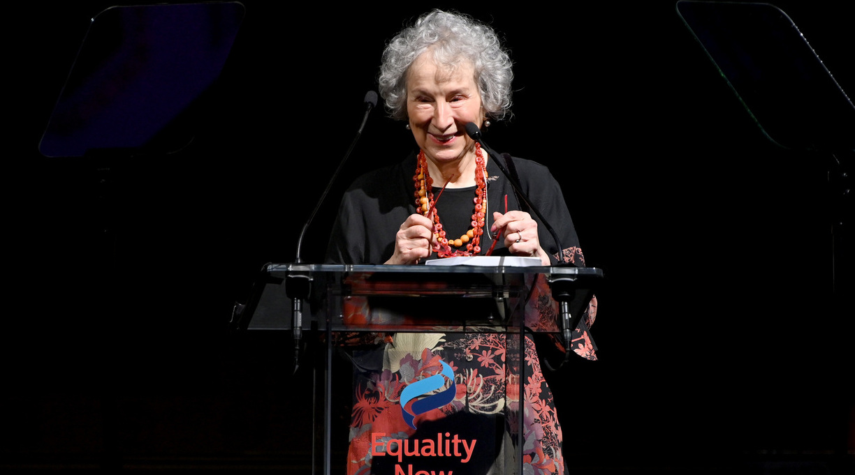 Nonfiction Book by Margaret Atwood Coming in 2022