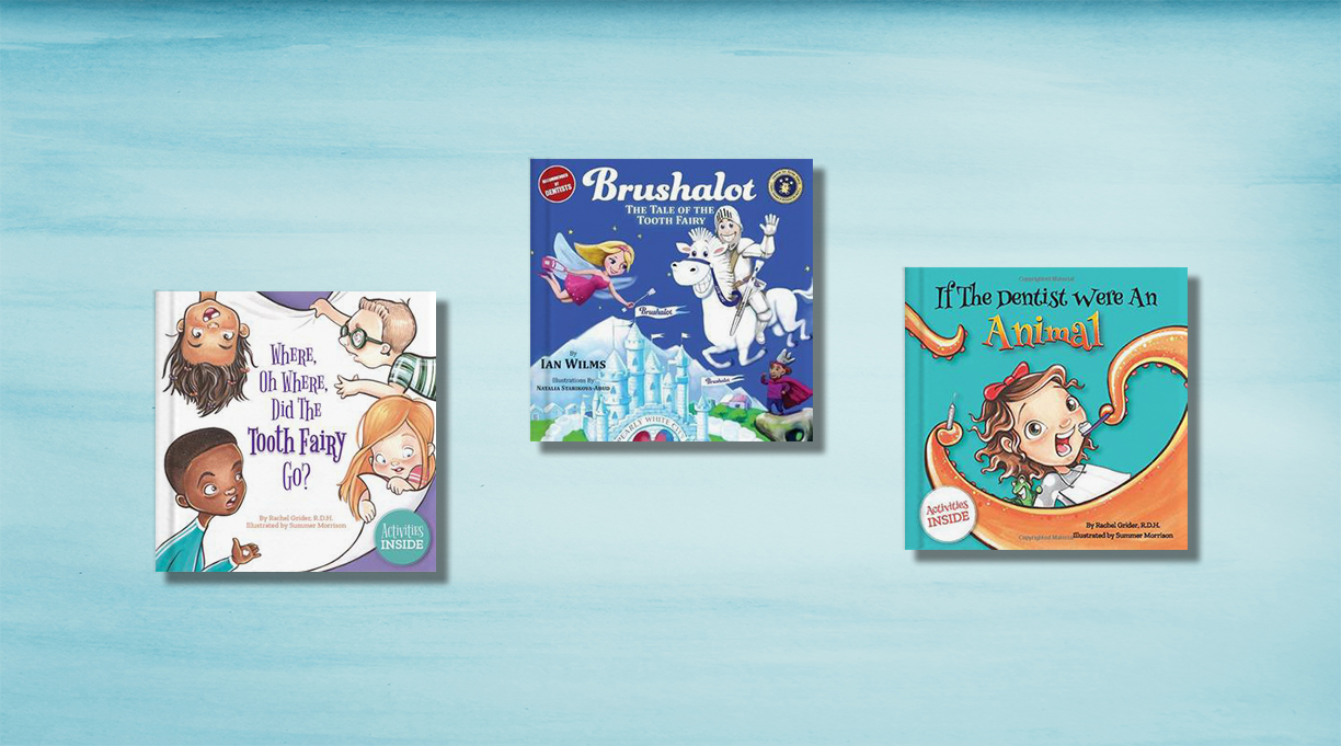 3 Indie Kids' Books About Caring For Your Teeth
