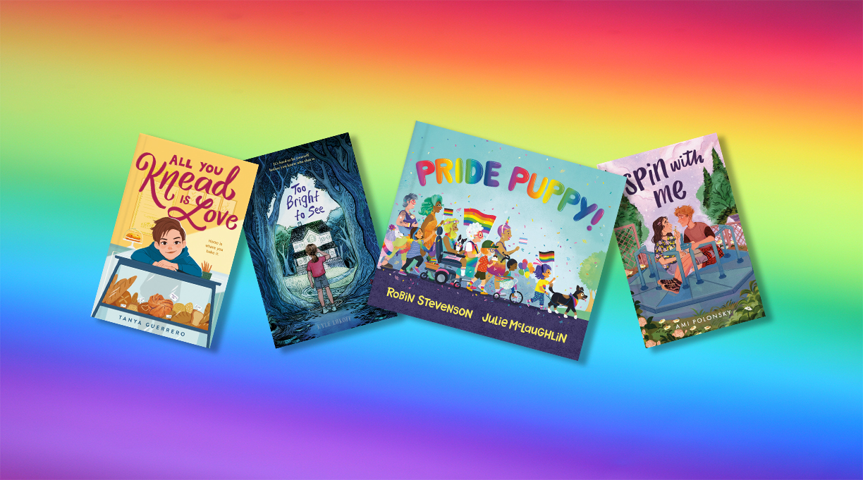 New LGBTQ+ Kids' Books To Read for Pride Month