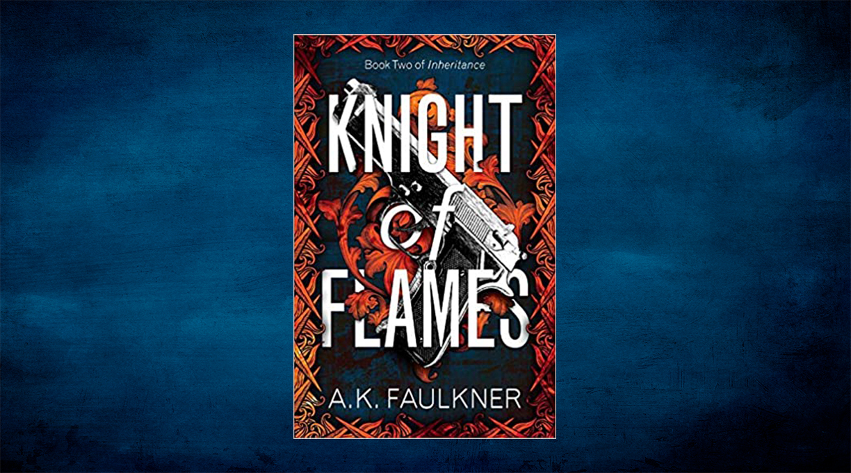 Supernatural Stakes and Romance Heat up in Knight of Flames