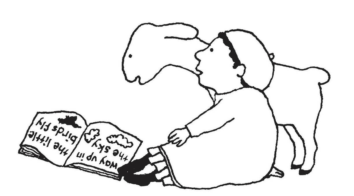 On Finding Just the Right Book for a Child