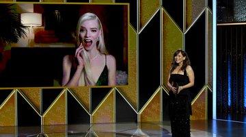 'Nomadland,' 'Queen's Gambit' Win Golden Globes