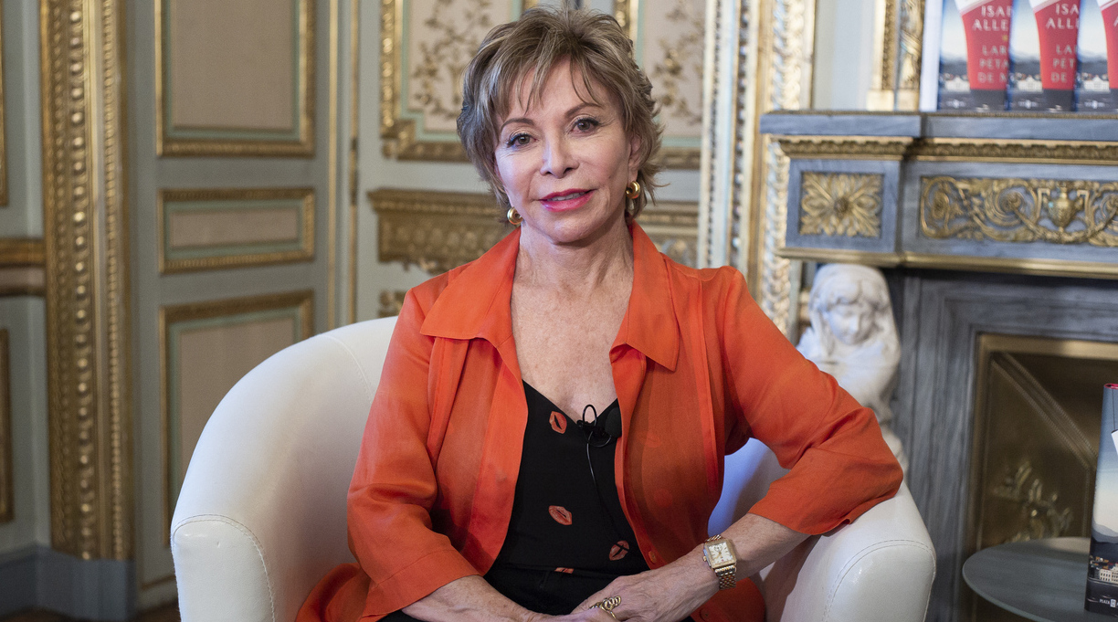 Isabel Allende Is Subject of HBO Max Biopic