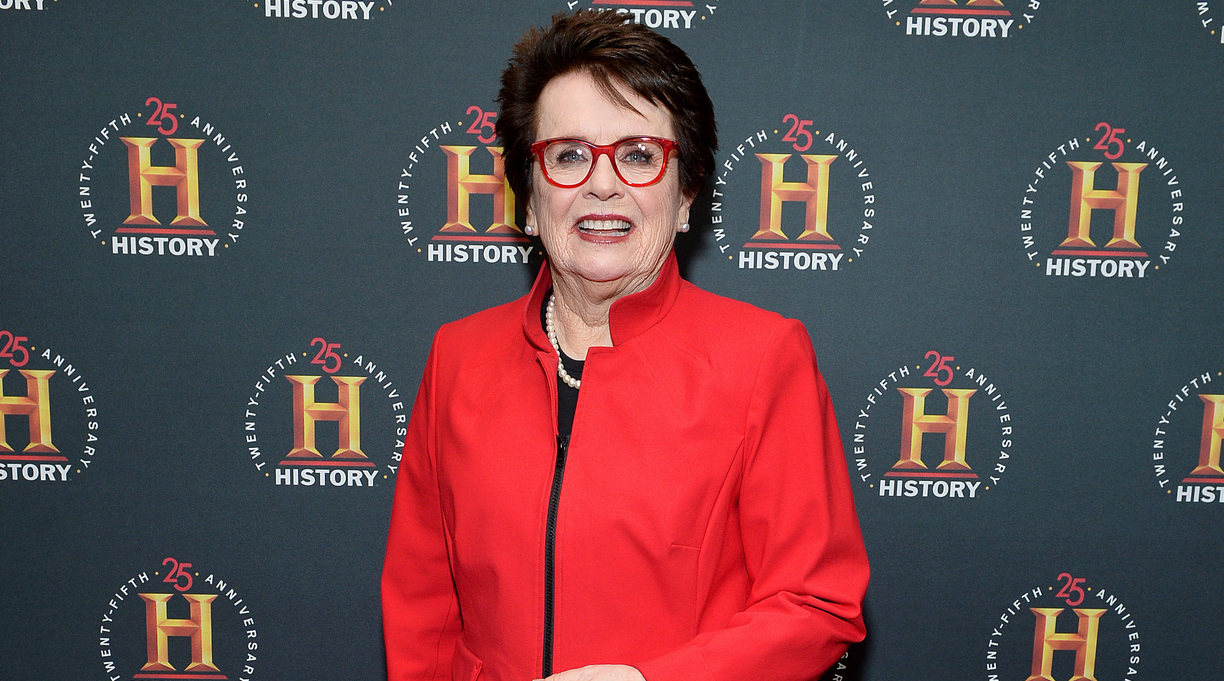 Billie Jean King Will Publish Memoir This Summer