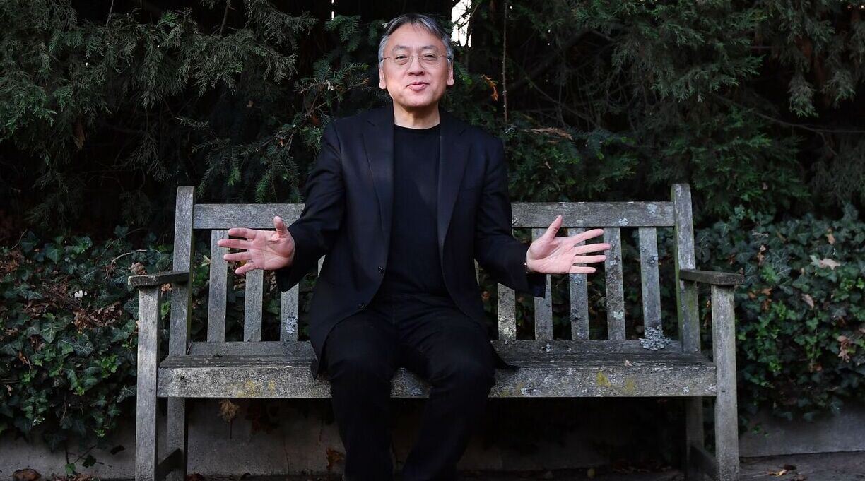 New Ishiguro Novel Is 'GMA' Book Club Pick